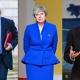 Boris Johnson, Theresa May and Jacob Rees-Mogg.
