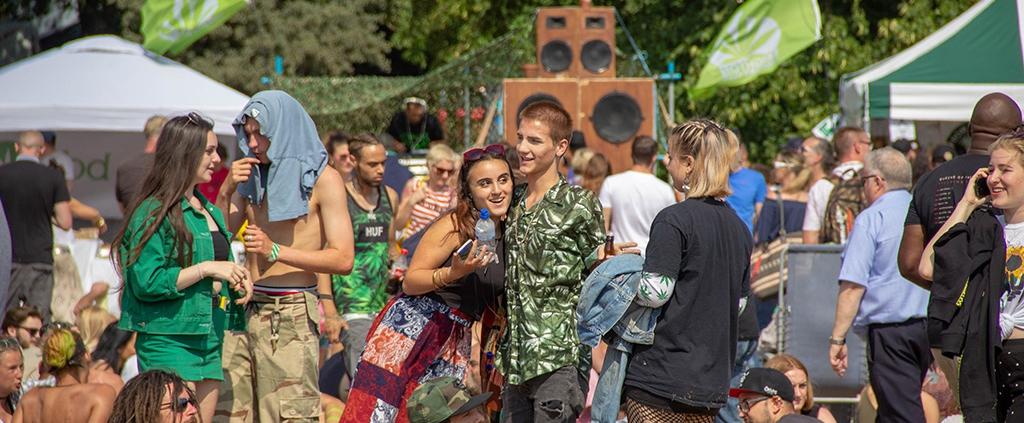 Green Pride Brighton 2018