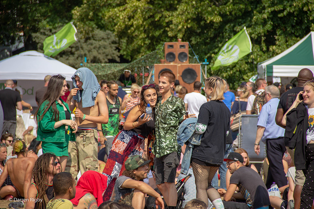 Green Pride Brighton 2018