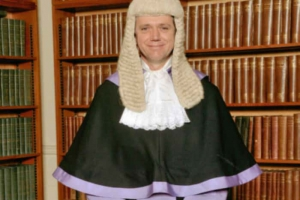 Photo of Judge Robert Altham