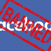 Banned by Facebook