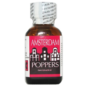 Bottle of poppers