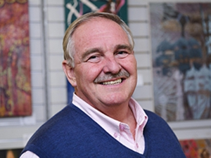 Photo of Professor David Nutt