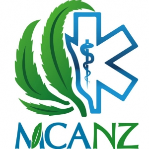 Logo of Medical Cannabis Awareness New Zealand.