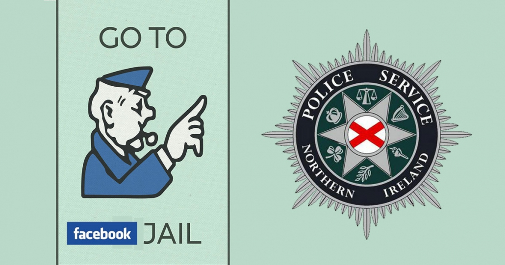 Police given Facebook ban for sharing seized drugs photo