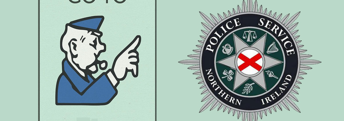 Police Service of Northern Ireland get sent to Facebook jail.