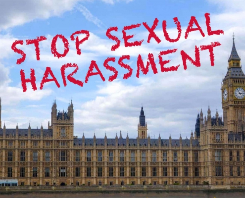 Houses of Parliament where pervert Tory MP, Ross Thomson, groped young men.
