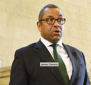 James Cleverly MP, Deputy Chairman of the Conservative Party