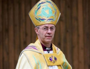 Arch Bishop of Canterbury, Justin Welby, Brexit/