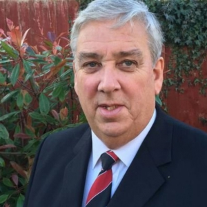 Afron Jones, Police & Crime Commissioner for North Wales