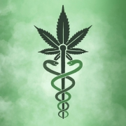 Cannabis logo medical marijuana USA
