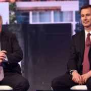 Photo of Boris Johnson MP and Jeremy Hunt MP