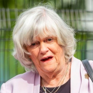 Ann Widdecombe, vile old hag and MEP for the Brexit Party in the South West of England.