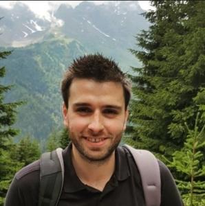 Alex Evans, journalist, Yorkshire Evening Post